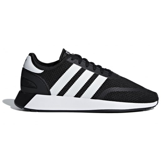Buty sportowe męskie Adidas wiązane Buty Męskie LQ czarny
