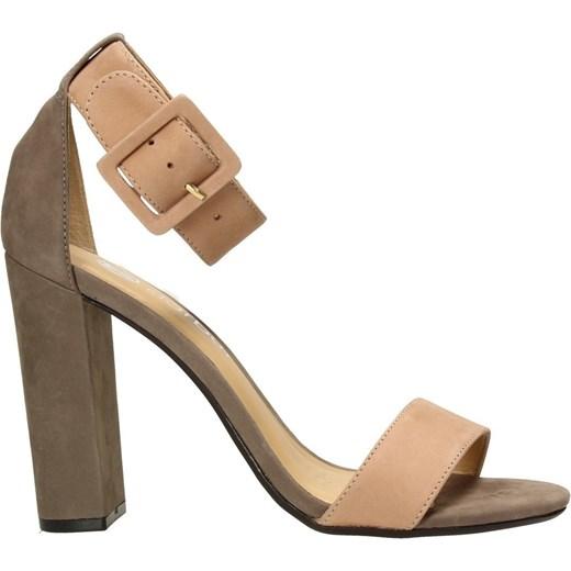 Sandały damskie Darbut zamszowe