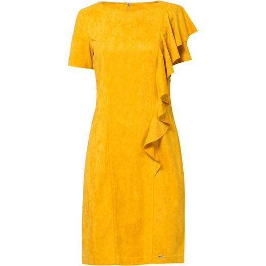 gorąca wyprzedaż w 2019 roku Sukienka Monnari ze skóry