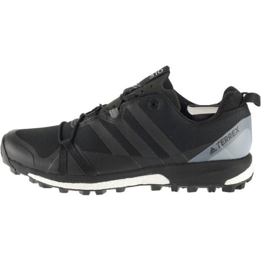 Buty sportowe męskie czarne Adidas terrex sznurowane Buty