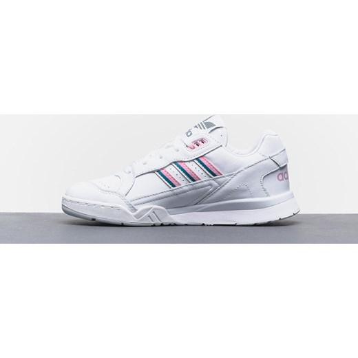 ekonomiczny Buty sportowe damskie Adidas Originals płaskie