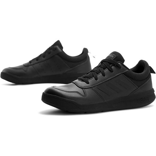 w ofercie Buty sportowe damskie Adidas czarne bez wzorów