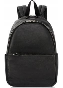 Ochnik Skórzany plecak męski PLCMS-0010A-99(W19) Ochnik  SMA Ochnik - kod rabatowy