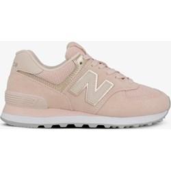 386624e7bc6a81 Buty sportowe damskie New Balance do biegania na płaskiej podeszwie wiązane