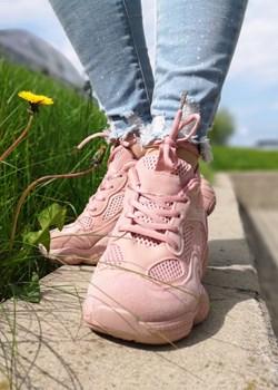Adidasy Fisker pink   Fanaberia Store - kod rabatowy