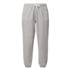 b78b7ff1 Spodnie damskie szare Polo Ralph Lauren w sportowym stylu wiosenne dresowe