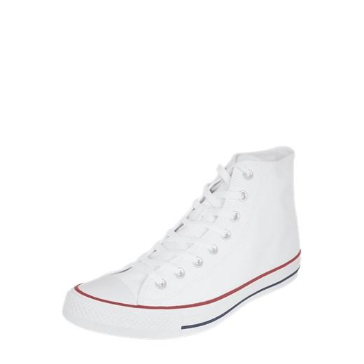 Trampki damskie białe Converse z wysoką cholewką w Domodi