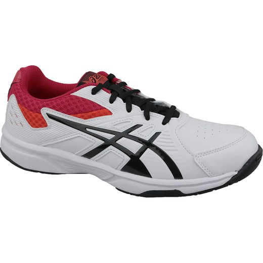 Buty sportowe męskie Asics skórzane sznurowane