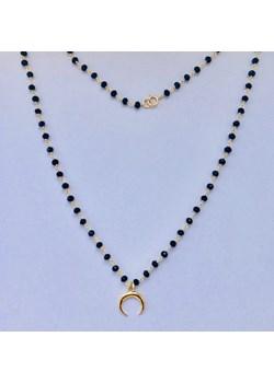 Naszyjnik rosary z zawieszką moon horn  Peani Peani.pl - kod rabatowy