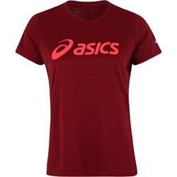 Bluzka sportowa czerwona Asics