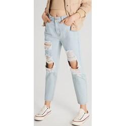 347c5c40 Jeansy damskie Cropp bez wzorów w miejskim stylu