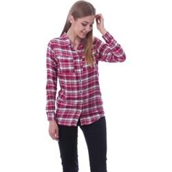 4d2b1c4ac718d7 Koszula damska Niren z długim rękawem jesienna w kratkę