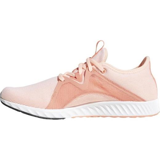 Buty sportowe damskie Adidas dla biegaczy na wiosnę gładkie wiązane
