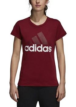DAMSKA KOSZULKA ADIDAS ESSENTI Adidas  okazyjna cena ctxsport  - kod rabatowy
