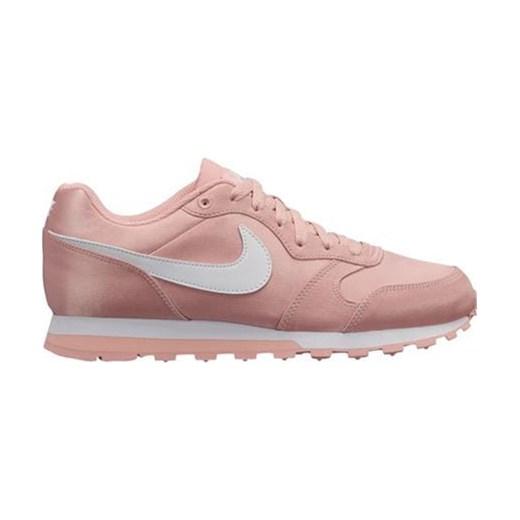 Buty sportowe damskie Nike dla biegaczy md runner gładkie