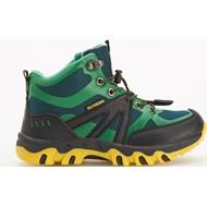 Buty trekkingowe dziecięce Reserved zimowe sznurowane