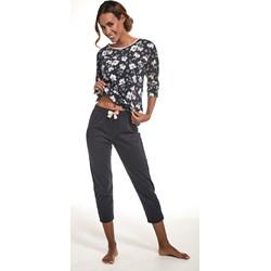e6b27131e1e279 Cornette piżama w abstrakcyjnym wzorze