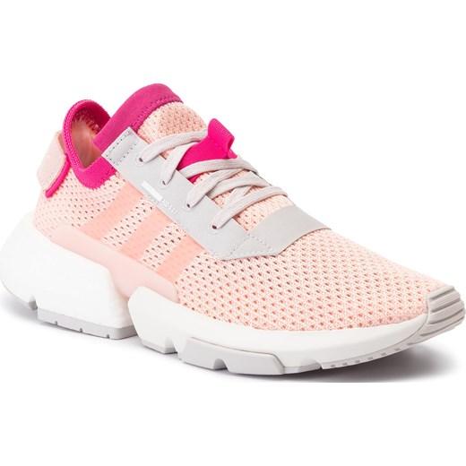 rozsądna cena najwyższa jakość całkiem fajne Buty sportowe damskie Adidas sznurowane płaskie gładkie ...