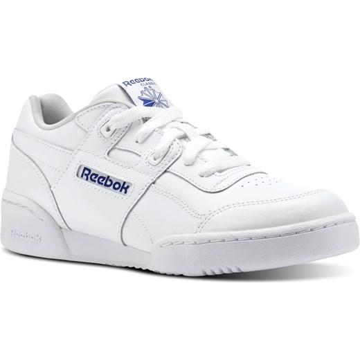 Buty sportowe dziecięce białe Reebok Buty Dziecięce BW biały