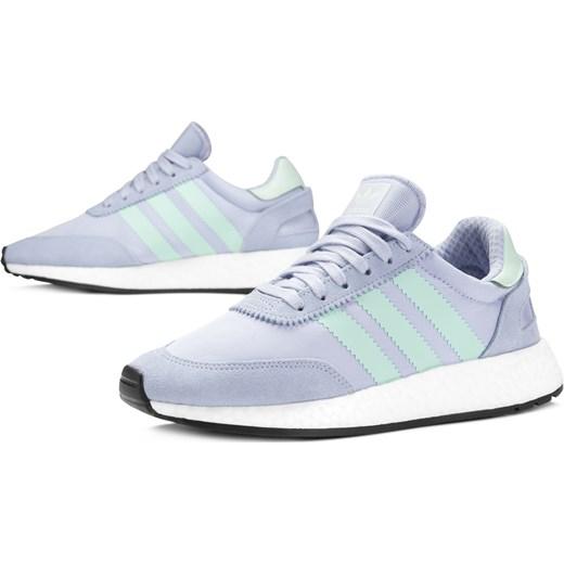 najnowsza zniżka wysoka moda gorąca wyprzedaż Buty sportowe damskie Adidas dla biegaczy skÓrzane - www ...