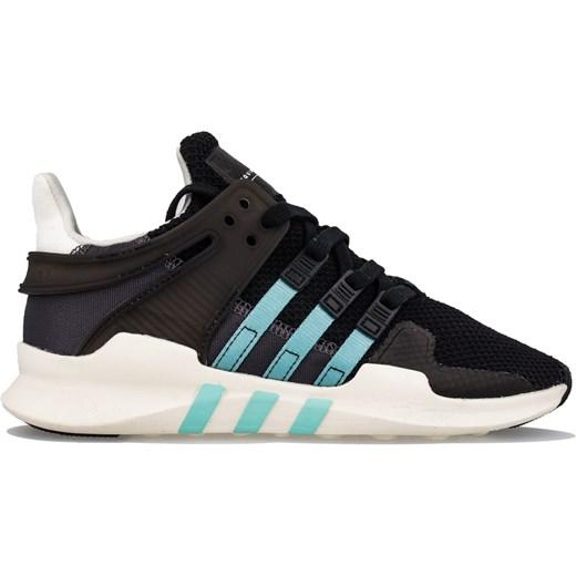 Buty sportowe damskie Adidas do biegania młodzieżowe eqt support sznurowane
