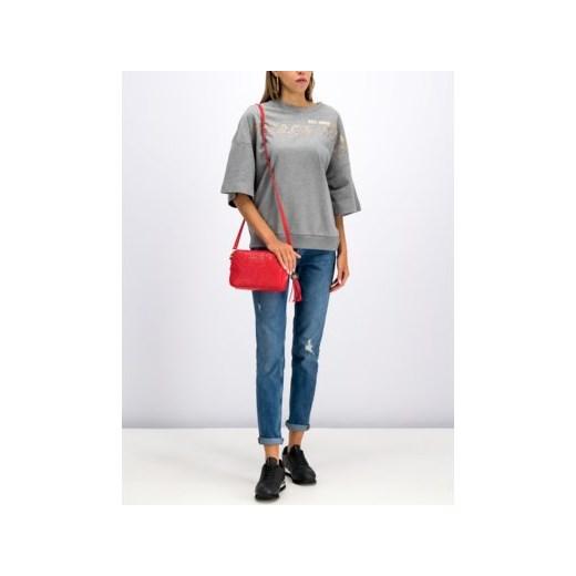 60% ZNIŻKI Bluza damska Guess krótka Odzież Damska AY czarny