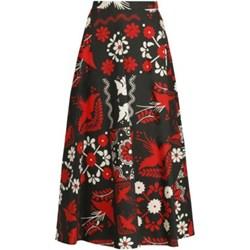 db8a250b Spódnica Red Valentino na wiosnę wielokolorowa maxi