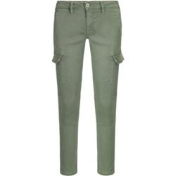 c4ececb1 Spodnie damskie zielone Pepe Jeans