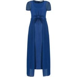 1ebfa239 Sukienka Marella z okrągłym dekoltem z krótkim rękawem na bal elegancka