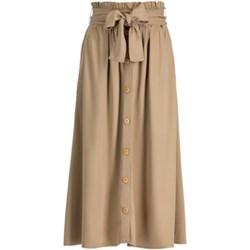 7942edf0 Spódnica Pepe Jeans bez wzorów midi casualowa