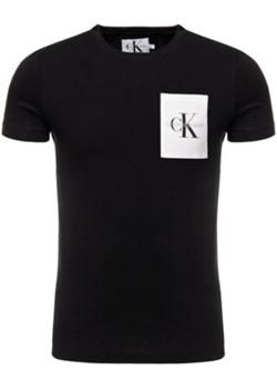 T-Shirt Calvin Klein Jeans  Calvin Klein MODIVO - kod rabatowy
