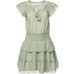 ea3fe8db Zielone sukienki, lato 2019 w Domodi