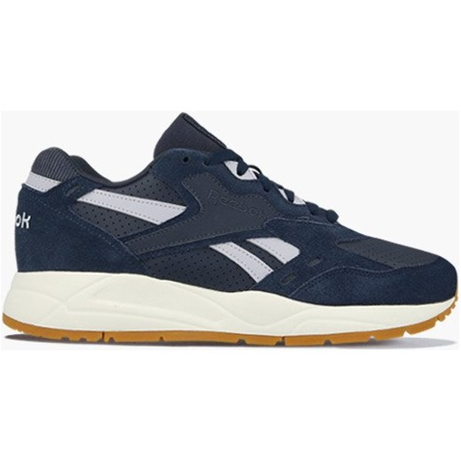 Reebok Classic buty sportowe męskie jesienne niebieskie sznurowane