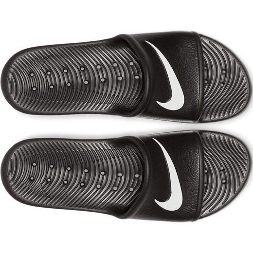 Klapki męskie Nike bez zapięcia Buty Męskie PM czarny Klapki