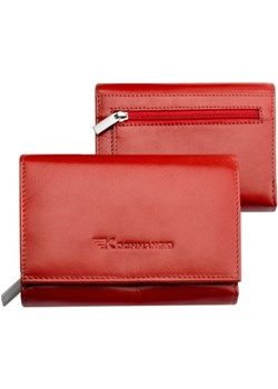 Skórzany portfel damski Kochmanski 4003 Kochmanski Studio Kreacji®  Skorzany - kod rabatowy