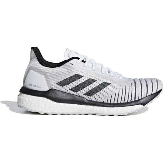 Buty sportowe damskie Adidas do biegania sznurowane na