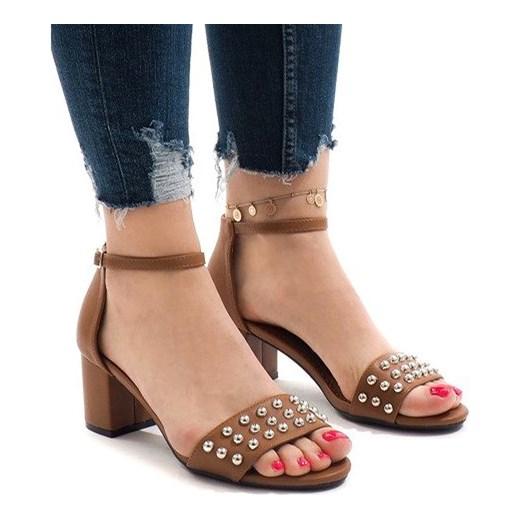 Sandały damskie Butymodne letnie