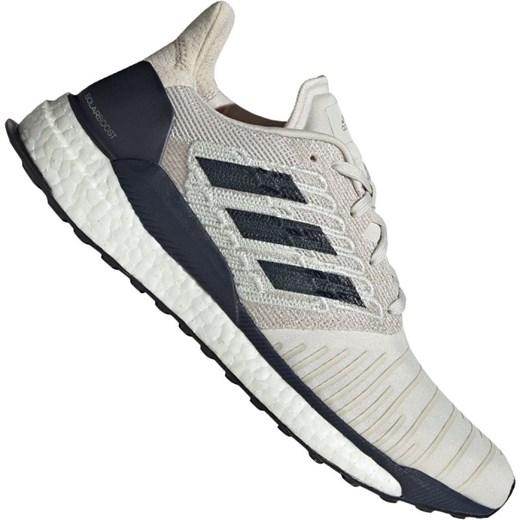 Buty sportowe męskie białe Adidas tkaninowe Buty Męskie WA