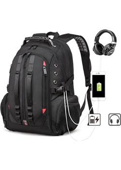 """Plecak Bange na laptopa 17,3"""" bardzo pojemny złącze USB Bange  inBag - kod rabatowy"""