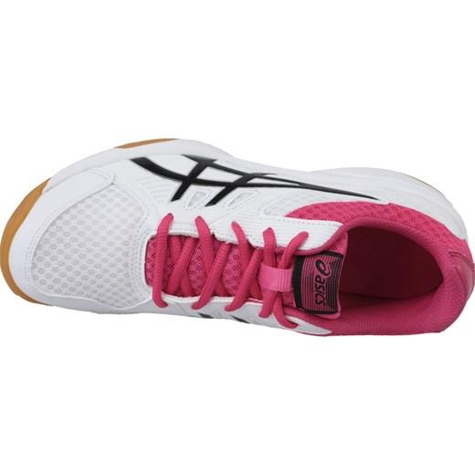 ekonomiczny Buty sportowe damskie Asics do siatkówki białe