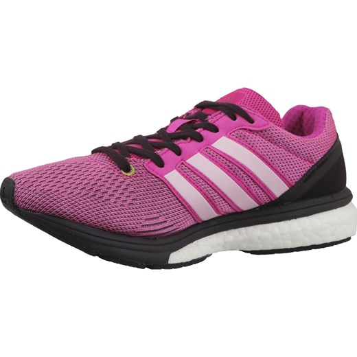 nowy Różowe buty sportowe damskie Adidas do biegania