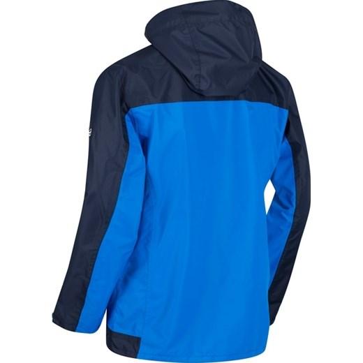 Kurtka sportowa Regatta niebieska Odzież Męska LY niebieski
