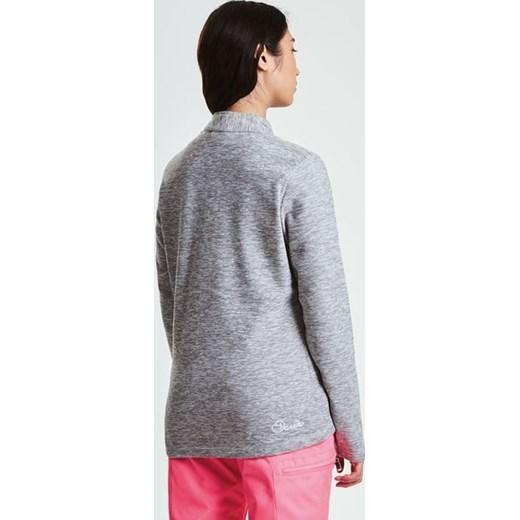 Bluza sportowa Dare 2B z polaru Odzież Damska QQ szary Bluzy