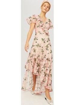 Sukienka kopertowa Sina Bizuu  showroom.pl wyprzedaż  - kod rabatowy