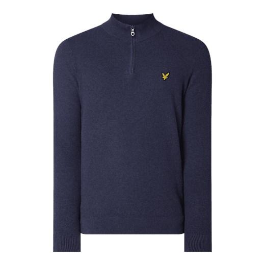 najlepszy Bluza z naszywką logo Lyle & Scott