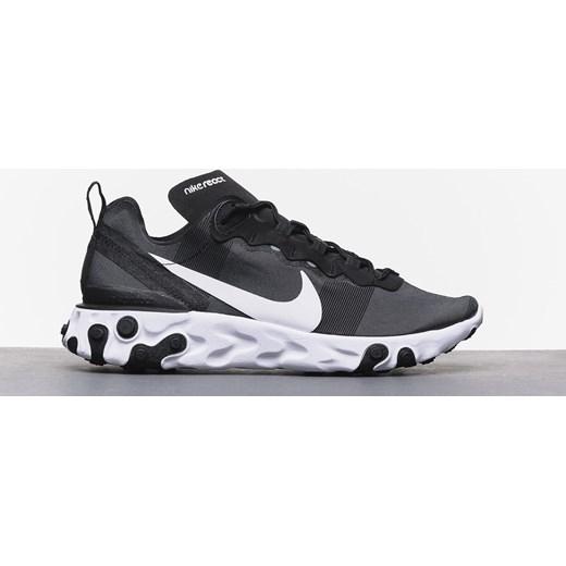ZMNIEJSZONE O 50% Buty Nike React Element 55 (blackwhite