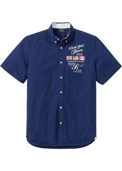 Koszula z krótkim rękawem Bonprix   - kod rabatowy