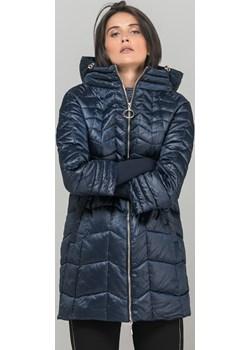 Pikowany płaszcz z rękawem 3/4 Monnari  E-Monnari - kod rabatowy