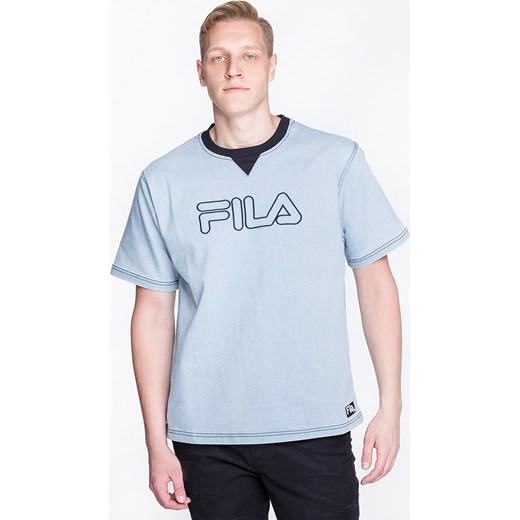 piękny T Shirt Fila 684460 promocja Sneakers Odzież Męska MK