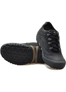Półbuty Lesta 002-3222 Czarne arturo-obuwie czarny jesień - kod rabatowy
